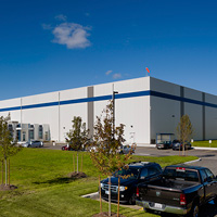 Maple Leaf Foods Distribution Centre