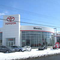 Mendes Toyota Dealership