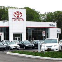 Welland Toyota Dealership