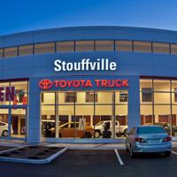 Stouffville Toyota Dealership